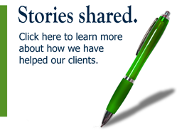 Click here to learn how we've helped our clients.