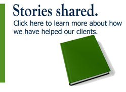 Click here to find out how we have helped our clients.